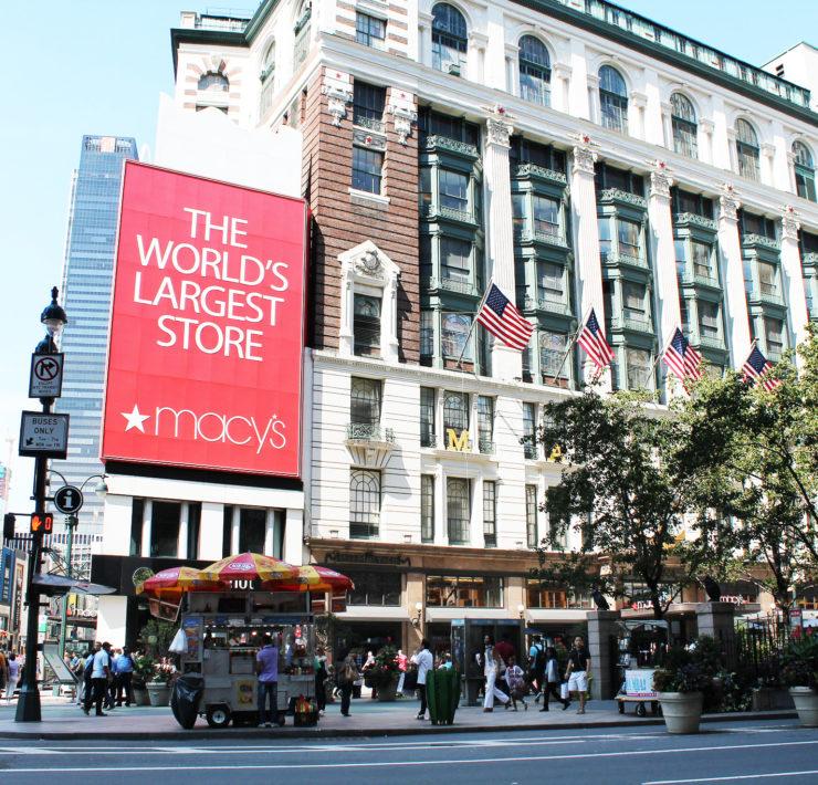 Herald Square Manhattan New York