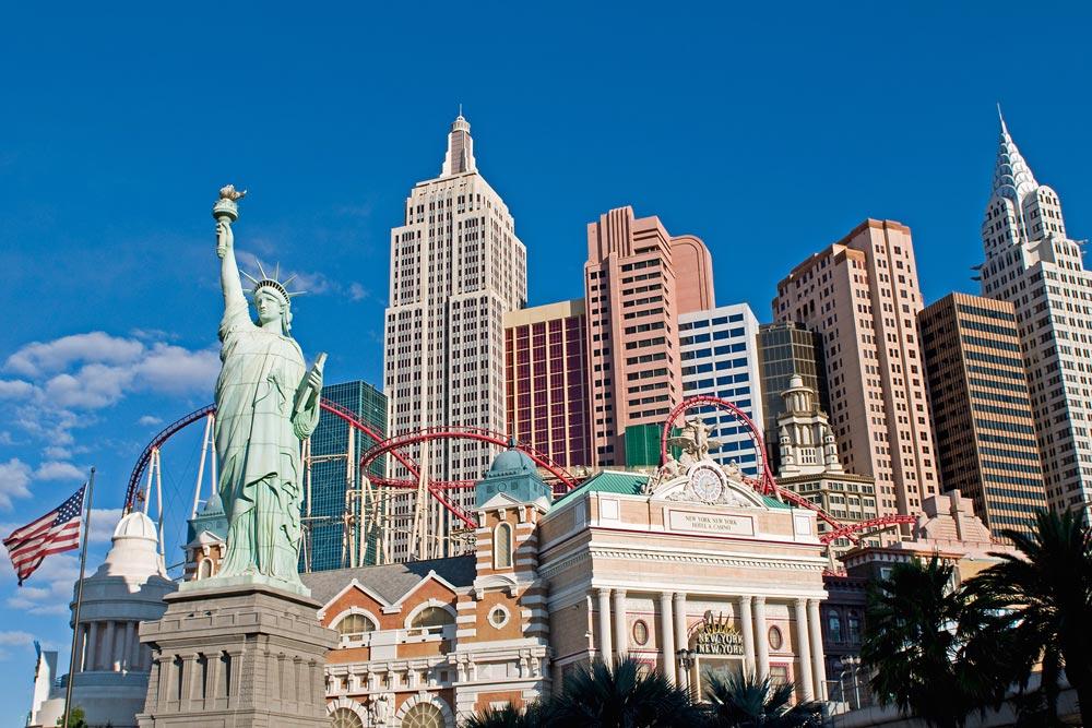 iconische hotels Las Vegas