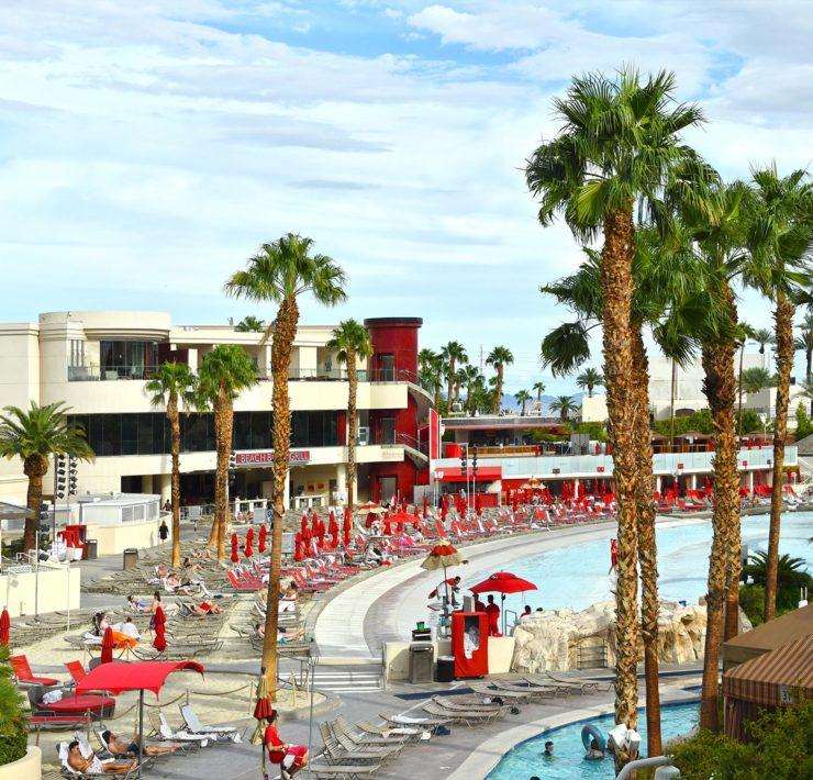 Zwembad Las Vegas