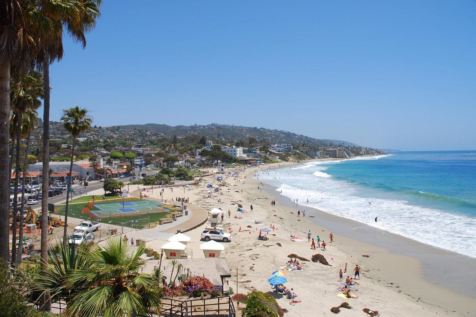 Stranden Los Angeles