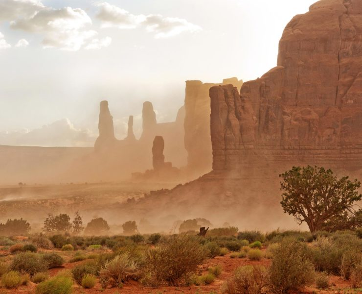Natuurgebieden Amerika