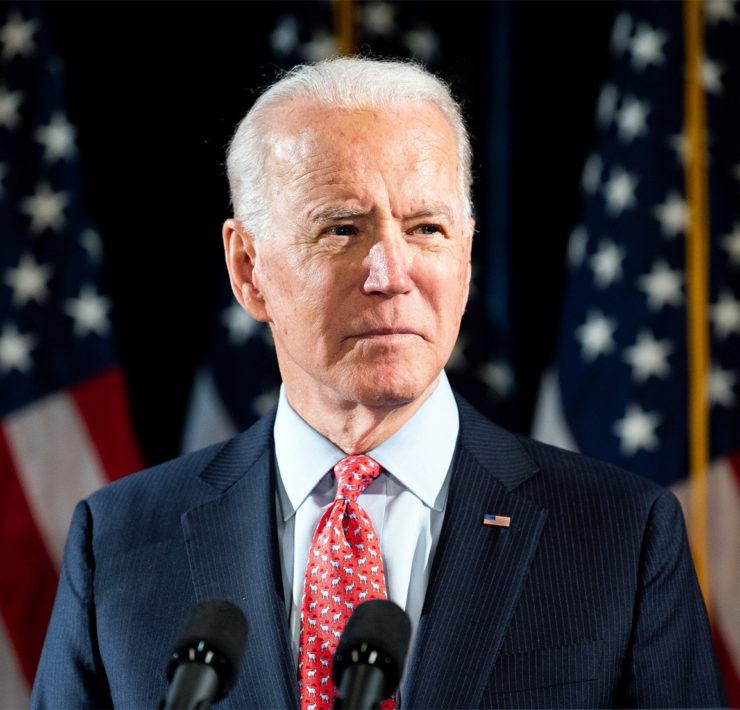 Amerikaanse President Joe Biden