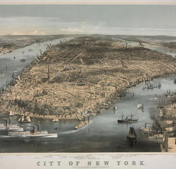 Nieuw Amsterdam New York