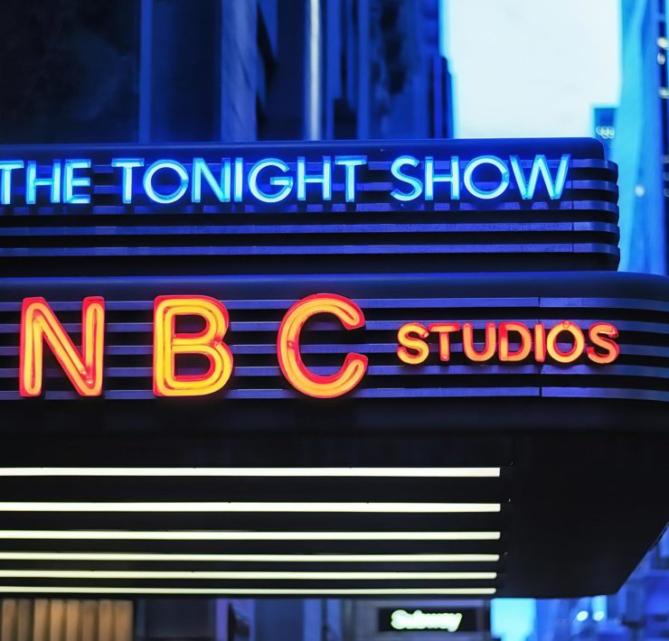tv programma's NYC