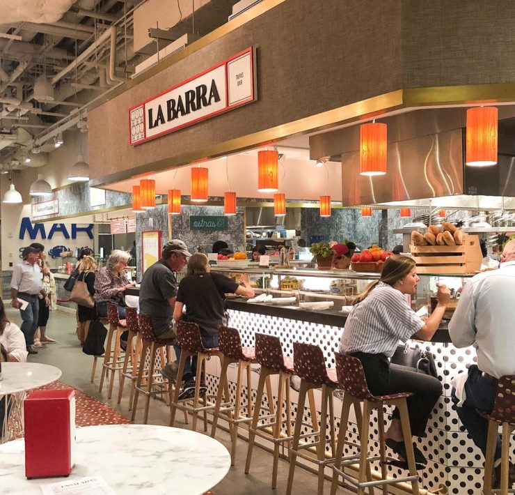 food market New York