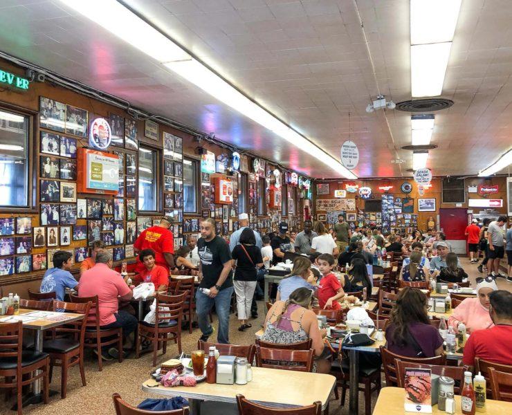 amerikaanse diner