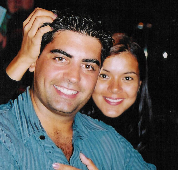 Sergio Villanueva & Tanya Villanueva Tepper, weduwe van 9/11